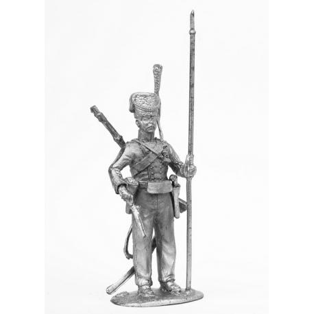 Казак Бугского казачьего войска, 1812-1817 гг. (572)