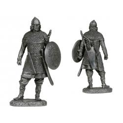 Hun warrior, 4-5 centuries (EK-75-07)