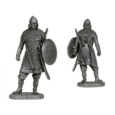 Гуннский воин, 4-5 в.в. (EK-75-07)