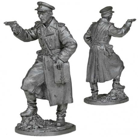 Старший лейтенант Красной Армии. СССР, 1943-45 гг. (ww2-33)