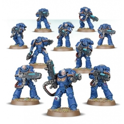 Space Marines Primaris Hellblasters (48-76)