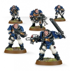 Space Marine Scouts (48-16)