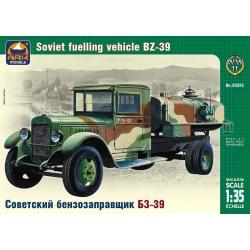 Советский бензозаправщик ЗиС-5 БЗ-39 (35035)