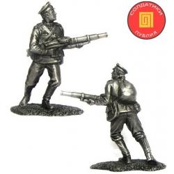 Старший унтер-офицер 6-го Либавского полка. Россия, 1914 г. (PTS-5266)