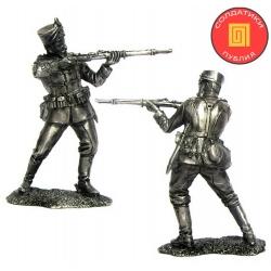Рядовой 17-го гусарского полка. Германия, 1914 г. (PTS-5273)