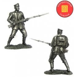 Рядовой пехотного полка. Германия, 1914 г. (PTS-5277)