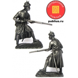 Стрелок-левант провинциальной пехоты йерликулу, XVIII век (PTS-5295)