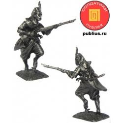 Janissary, XVIII century (PTS-5296)