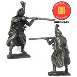 Janissary, XVIII century (PTS-5299)