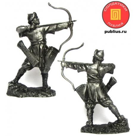 Сарацин-лучник, 12 век (PTS-5313)
