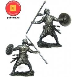 Saracen Warrior, 12th Century (PTS-5314)