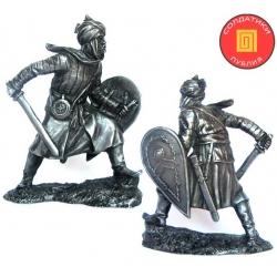 Воин-сарацин, 12 век (PTS-5317)
