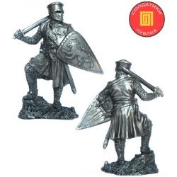 Рыцарь-крестоносец, 12 век (PTS-5320)
