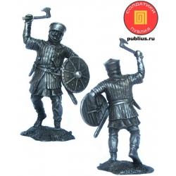 Западноевропейский пехотинец, 12 век (PTS-5322)