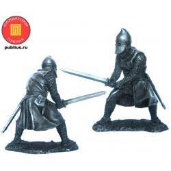 Рыцарь Ордена Храма, 12 век (PTS-5323)