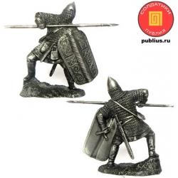 Русский дружинник, 14 век (PTS-5331)