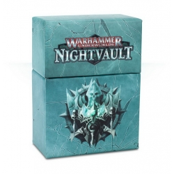 WH UNDERWORLDS: NIGHTVAULT DECK BOX (110-39)