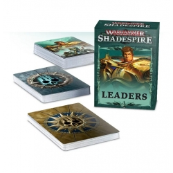 Warhammer Underworlds: Shadespire - Leaders (Карточки лидеров (рус.)) 110-24-21