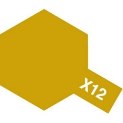 X-12 Gold Leaf- 10ml Bottle (80012)
