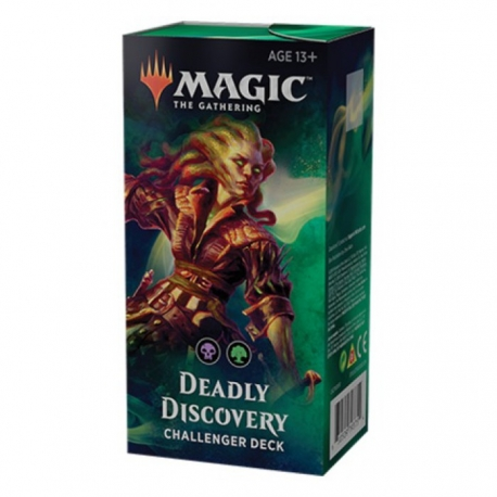 Challenger Deck 2019: Deadly Discovery (C62750000)