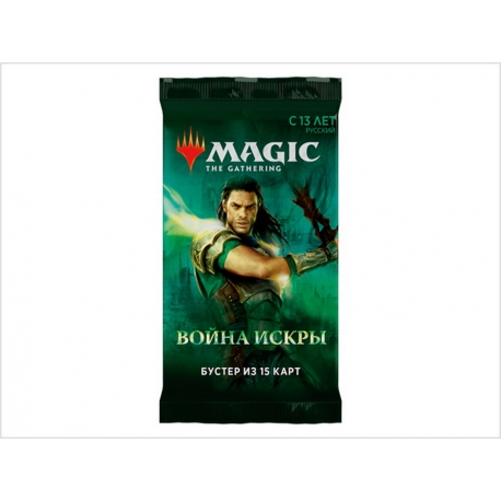 MTG: War of the Spark Booster RU (C57771210)