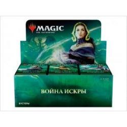 MTG: War of the Spark Booster Display RU (C57771210)