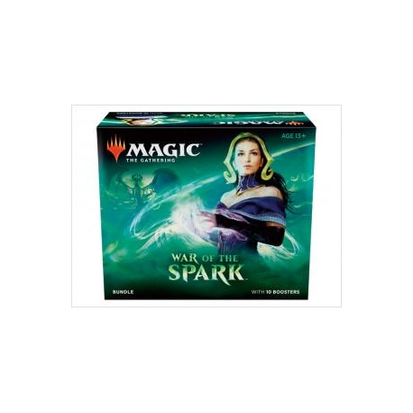 MTG: War of the Spark Prerelease Pack RU (C57821210)