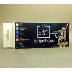 3301 Набор Art color Non Metallic Metal (ART1, ART15, ART150, ART300, ART320, ART334)