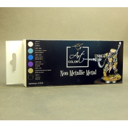 3301 Art color Non Metallic Metal for miniatures (ART1, ART15, ART150, ART300, ART320, ART334)