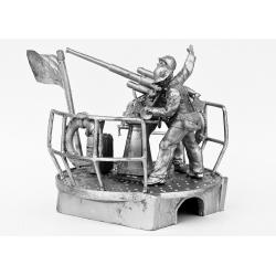 Расчет зенитного орудия (604)