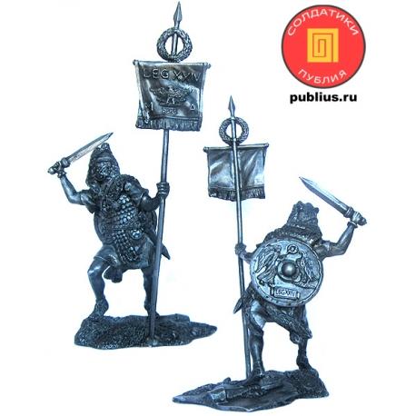Veksillary of XXIV legion, 1-2 centuries AD (PR-54039A)