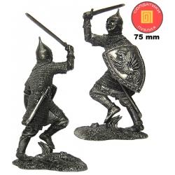 Русский дружинник, 13 век (PTS-75023)