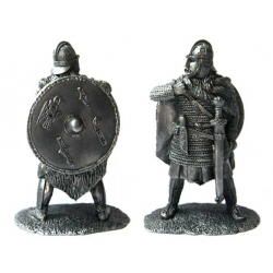 Англосаксонский вождь, 7 век