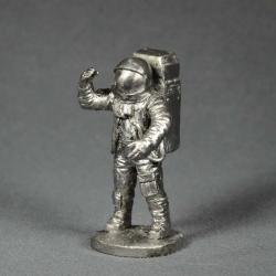 Алдрин - пилот лунного модуля (BuzzAldrin)