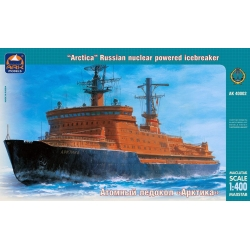 """Arctica"" Russian nuclear powered icebreaker (40002)"