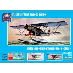 Blackburn Shark Torpedo bomber (1:72) (72008)