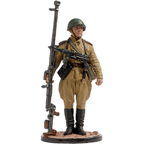 Antitank gunner Sergeant infantry of the Red Army, the Soviet Union 1943-45. (WWII-4)