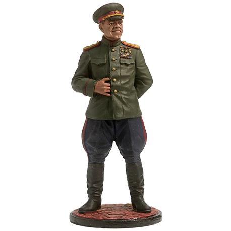 Marshal of the Soviet Union Georgy Zhukov. USSR, 1945 (ww2-21)