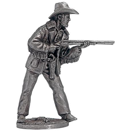 Cowboy with shotgun (WW-21)