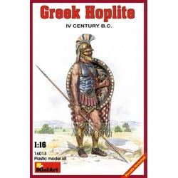 1/16 GREEK HOPLITE IV CENTURY B.C. (16013)