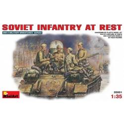 1/35 SOVIET INFANTRY AT REST (1943-45) 35001