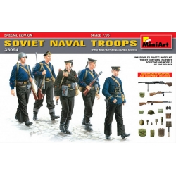 1/35 SOVIET NAVAL TROOPS SPECIAL EDITION (35094)
