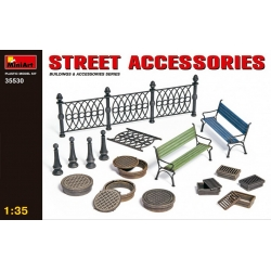 1:35 STREET ACCESSORIES (35530)