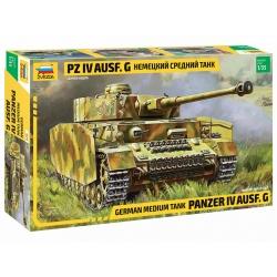 "Немецкий танк ""T-IV G"" (3674)"