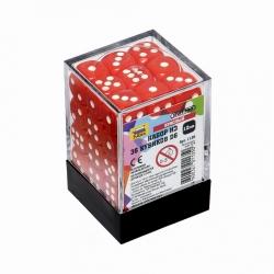 Набор из 36 кубиков D6 (красный) 1135