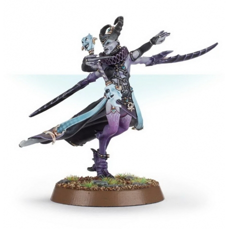 DAEMONS OF SLAANESH: THE MASQUE (97-65)