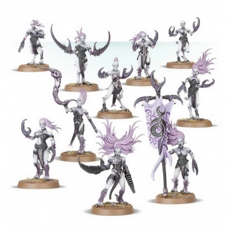 Daemonettes of Slaanesh (Демонессы Слаанеш) 97-09