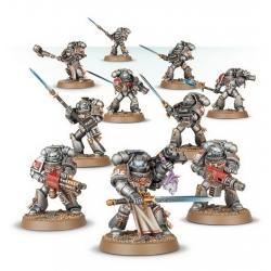 Grey Knights Strike Squad (Ударный отряд Серых рыцарей) 57-08