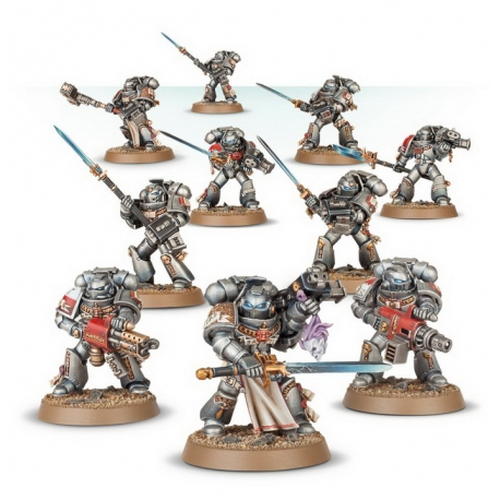 Grey Knights Strike Squad (57-08)