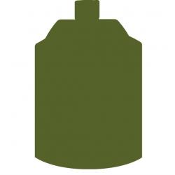 Спрей-грунтовка Зеленый Калибан (Caliban Green Spray) 62-17